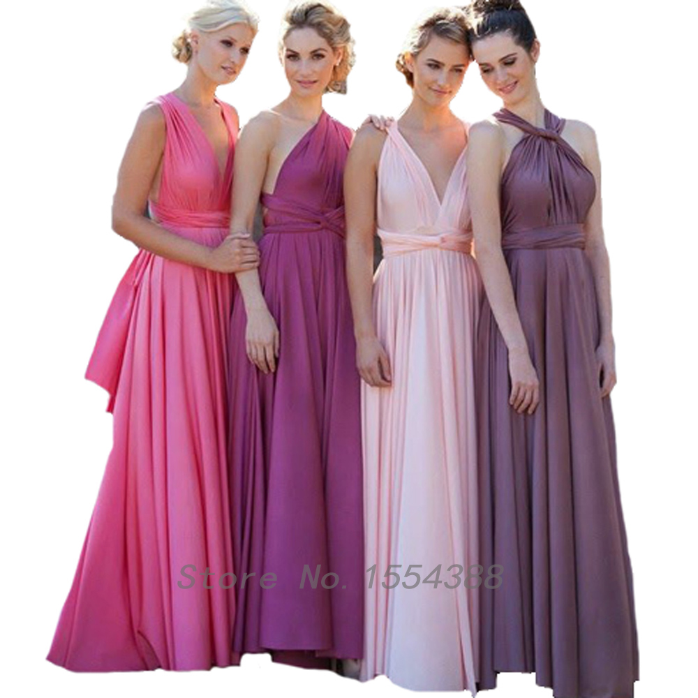 Bridesmaid dresses color image collections braidsmaid dress online get cheap dress color wedding guest aliexpress 2017 elegant multi colored wedding guest dress with ombrellifo Choice Image