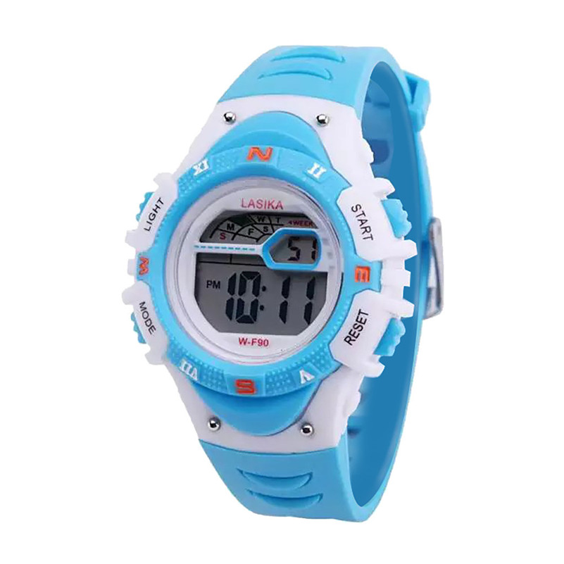 Boys Girls Student Watches Casual Child Electronic Digital Watch Fashion Children Alarm Date Sport Wristwatch Kid Clock Gift /DD