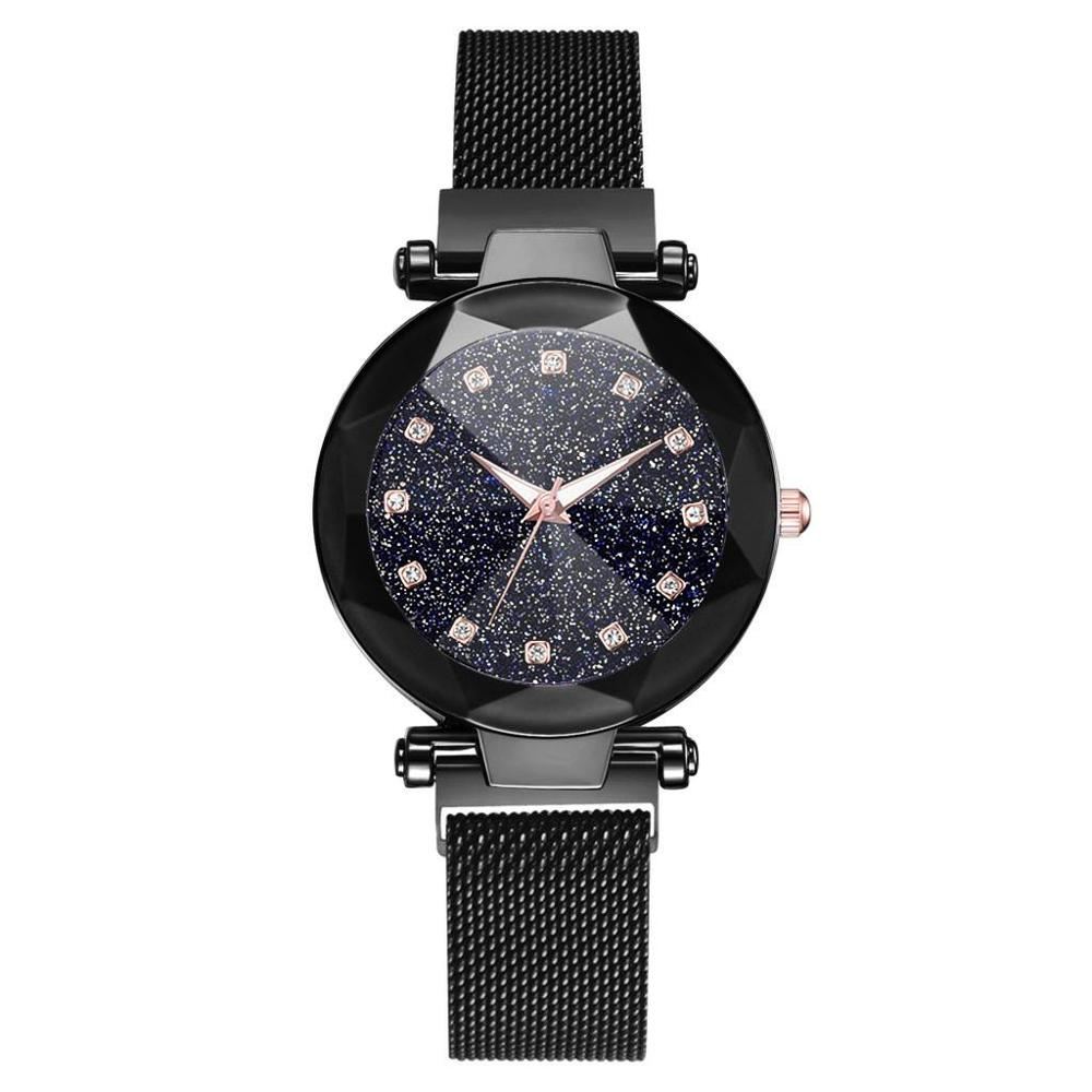 font-b-rosefield-b-font-relogio-femino-starry-sky-women-watch-on-hand-fashion-magnetic-buckle-diamond-cut-surface-ladies-watch-mesh-belt-clock