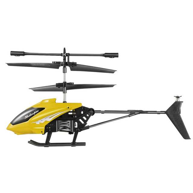 Mini Rc Helicopter Toys For Children Gyro Aircraft Micro Copter 2