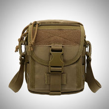 Tactical MOBILE POUCH Waterproof Phone Bag Military License Molle Accessories Pocket