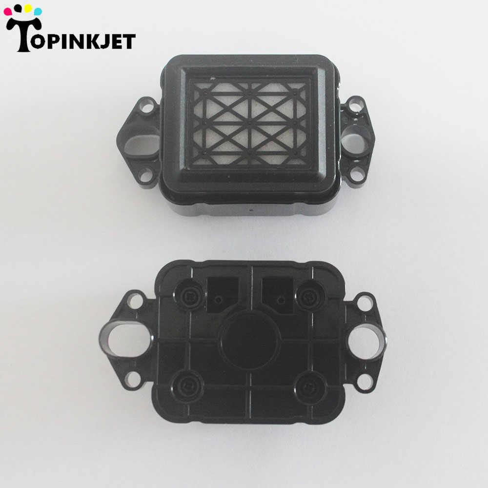 2018 bahan baru printhead dx5 capping stasiun topi atas untuk dx5 Printhead Inkjet Gongzheng Printer