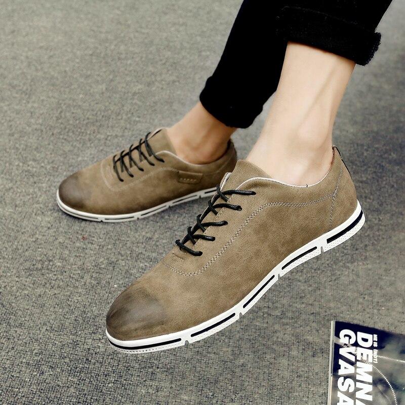 Transpirable Zapatillas 2018 Zapatos Marrón Cuatro Negro Cómodas blackwhite Burst marrón Calzado Pisos Estaciones Hombres De Casual Negro zSqzR
