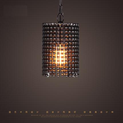 Edison Loft Style Bicycle Chain Droplight Industrial Vintage Pendant Lamp Fixtures For Dining Room Hanging Light Home Lighting american loft style iron glass droplight edison pendant light fixtures vintage industrial lighting for dining room hanging lamp