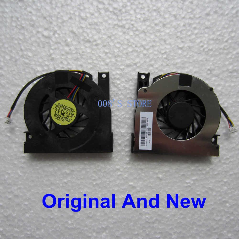 מעבד מחשב נייד חדש קירור למעבד מאוורר לasus A9T A94 X50 F5 X50V X50M X50N X50R X50RL X50SL DC 5 V 0.5A FORCECON DFS541305MH0T
