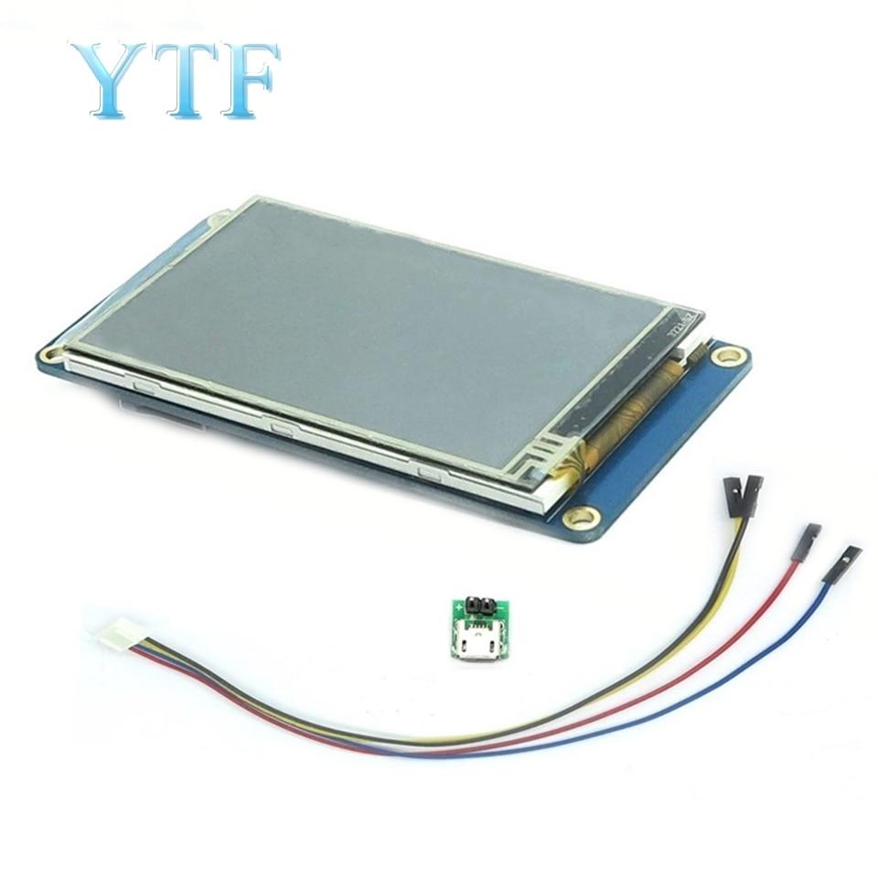 3.2 Nextion HMI Intelligent Smart USART UART Serial Touch TFT  LCD Module Display Panelpanel displaypanel touchpanel hmi -
