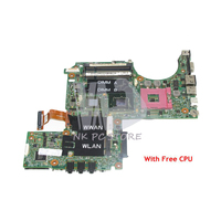 NOKOTION For Dell XPS M1330 Laptop Motherboard CN 0PU073 0PU073 DDR2 8600M G84 601 A2 update graphics Free CPU