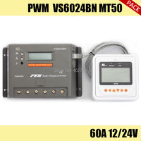 VS6024BN PWM 60A solar charge controller package for solar home system, outdoor lighting, small solar power station