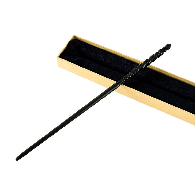 Colsplay Metal Core Movie Nyaste kvalitet Deluxe COS Ginny Weasley Magic Wands / Stick med presentförpackning
