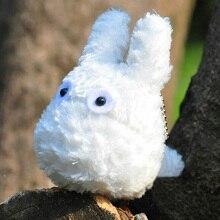 New Arrival Mini Hand Totoro plush toys ornaments white white classic cacaphony Totoro Pendant Jewelry
