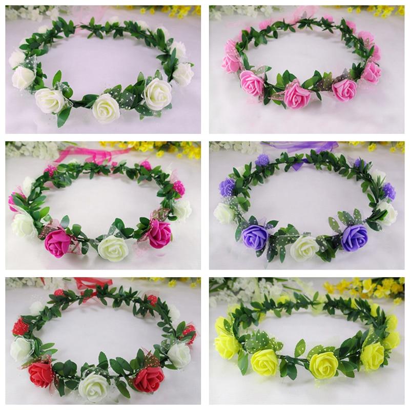 Popular Flower Girl Hair Accessories Wedding Buy Cheap