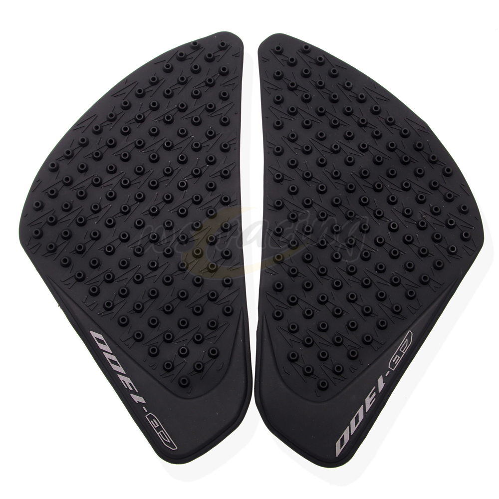 Motorcycle Tank Traction Pad Side Gas Knee Grip Protector Protection Sticker For HONDA CB1300 CB 1300 2006-2015 scoyco motorcycle riding knee protector extreme sports knee pads bycle cycling bike racing tactal skate protective ear