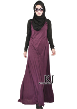 Fashion Muslim Dress Abaya in Dubai Islamic Clothing For Women Jilbab Djellaba Robe Musulmane Turkish Women