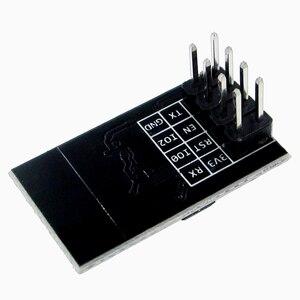 Image 2 - Nouveau ESP 01S 8266 série à WIFI sans fil Module émetteur récepteur envoyer recevoir AP STA