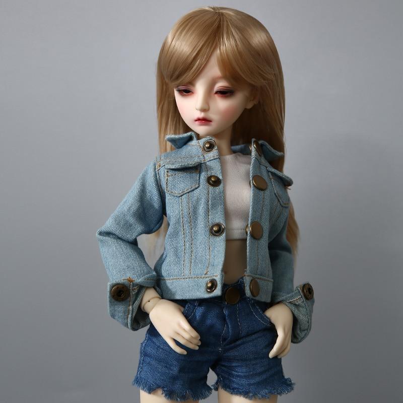 1/4 Dollmore BJD figurines en résine modèle de corps jouets de haute qualité pour les filles anniversaire noël meilleurs cadeaux-in Poupées from Jeux et loisirs    1