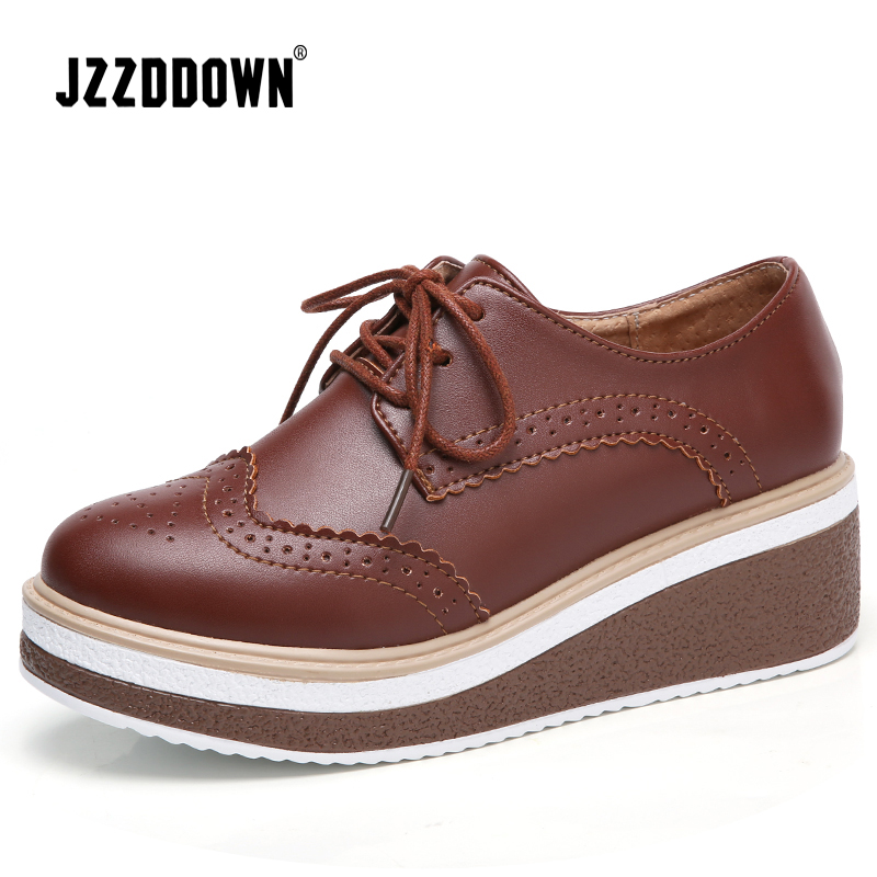 Women Flat Platform Casual Sneakers shoes Microfiber Ladies Oxford shoes Lace Up Loafer With Pig Suede Leather Luxury Round Toe lace up suede round toe platform shoes