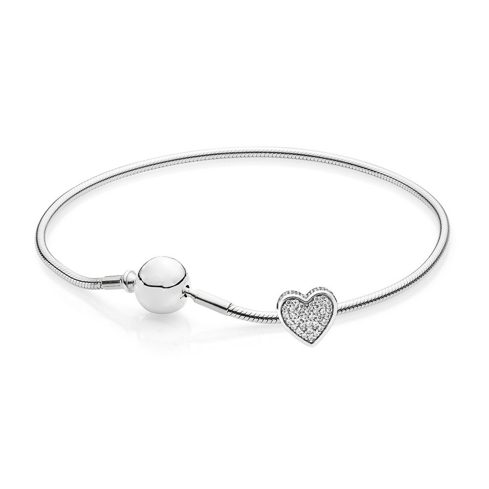 EDELL 100% 925 Sterling Silver Jewelry New Lovers Jewelry Bracelet Exquisite Romantic Set Elegant Ladies ExclusiveEDELL 100% 925 Sterling Silver Jewelry New Lovers Jewelry Bracelet Exquisite Romantic Set Elegant Ladies Exclusive