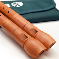 Wooden Recorder Soprano Baroque 8 Hole C key High Quality Clarinet Vertical Flute Dizi Wood Musical Instruments
