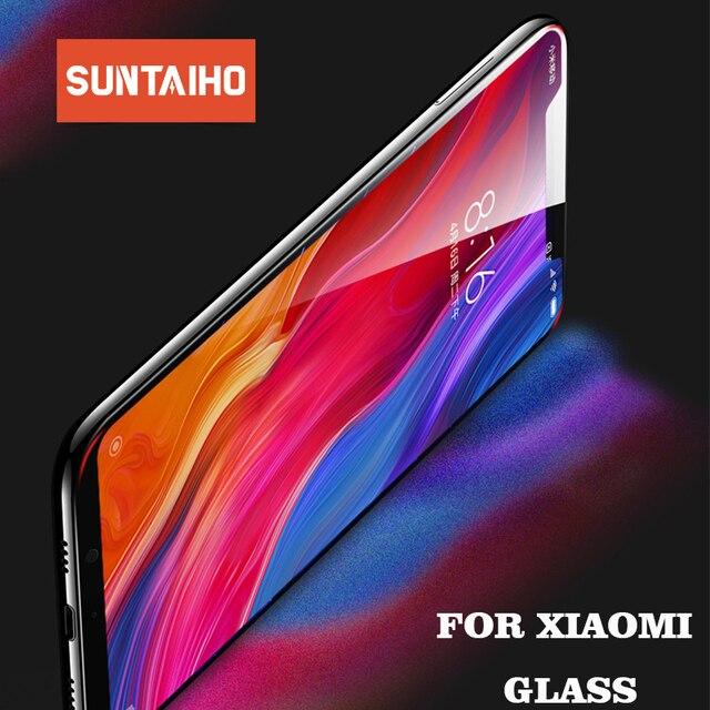 Закаленное стекло для xiaomi redmi Note 7 стекло redmi 4X 6A 4A Защита экрана для xiaomi 9 redmi Note 4 5 7 стекло плёнка полностью покрывающая