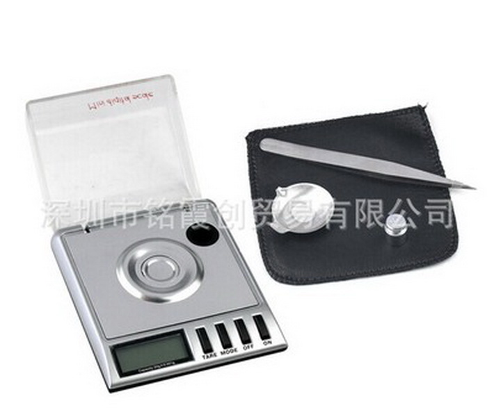 DHL 50pcs 0 001g 20g 0 001g 20g Digital Milligram Gram Scale balance weight Diamond Jewelry