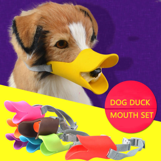 brixini.com - Duck Mouth Muzzle