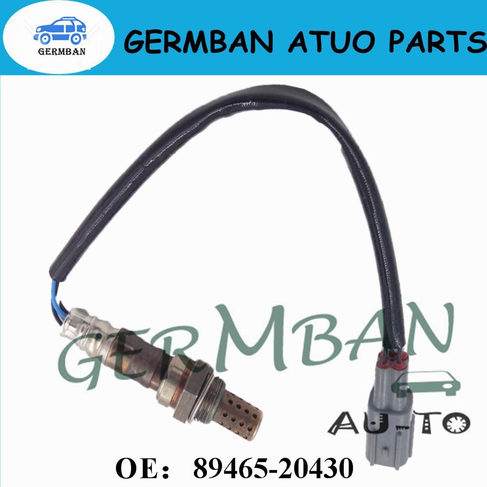 Lambda Oxygen Sensor For Daihatsu Sirion YRV Terios Toyota Avensis Camry Land Cruiser Yaris 89465-20430 8946520430