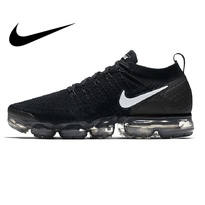 f32e2323d15f9 Original New NIKE AIR VAPORMAX 2 Men s Breathable Full Palm Rest Running  Shoes Outdoor Cushioning Jogging Sports Sneakers 942842
