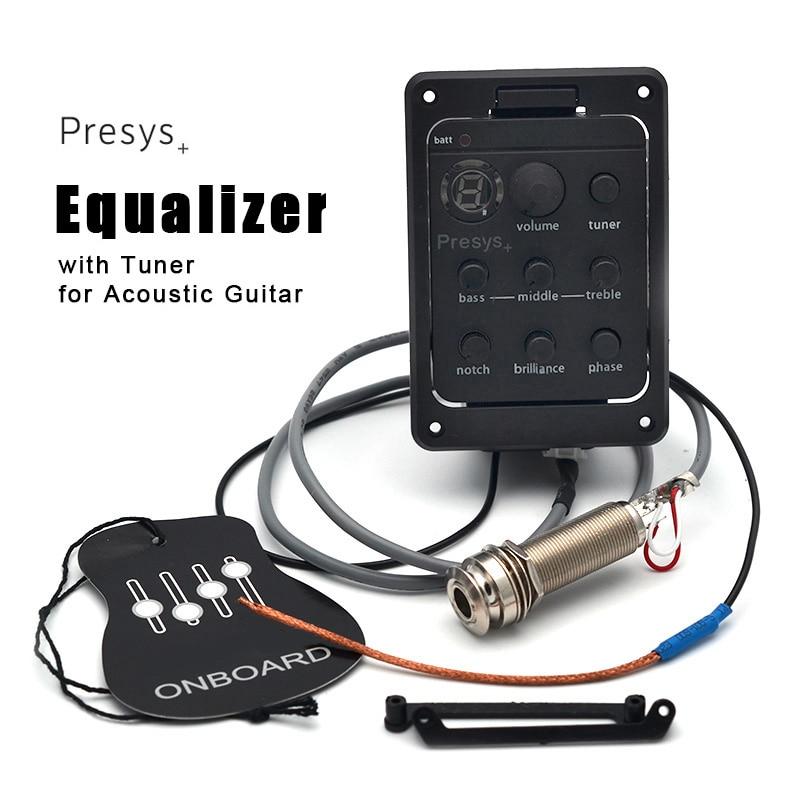 eq série LC-5 EQ-7545R R-4T acústico equalizador
