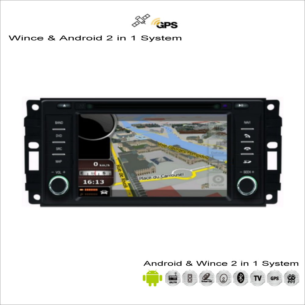 For jeep compass patriot 2008 2013 car android multimedia radio cd dvd player