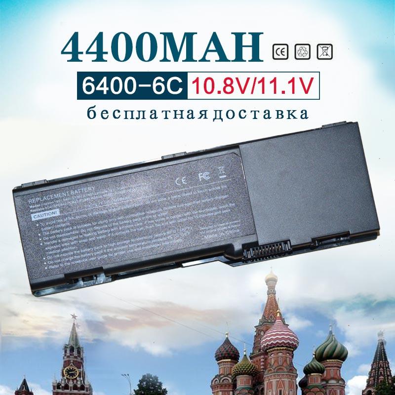 4400 mAh 6 Cellules Batterie Pour dell Inspiron 6400 E1505 1501 Latitude 131L Vostro 1000 451-10339 451-10424 JN149 KD476 PD942 PD945