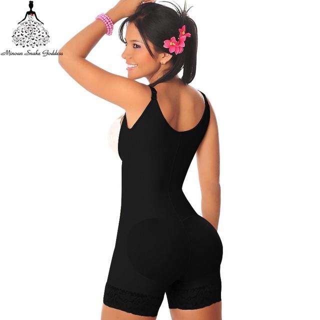 6bdda6f0ee bodysuit Slimming body shaper underwear hot shapers pants control shapewear  breeches slim modeling strap slimming short