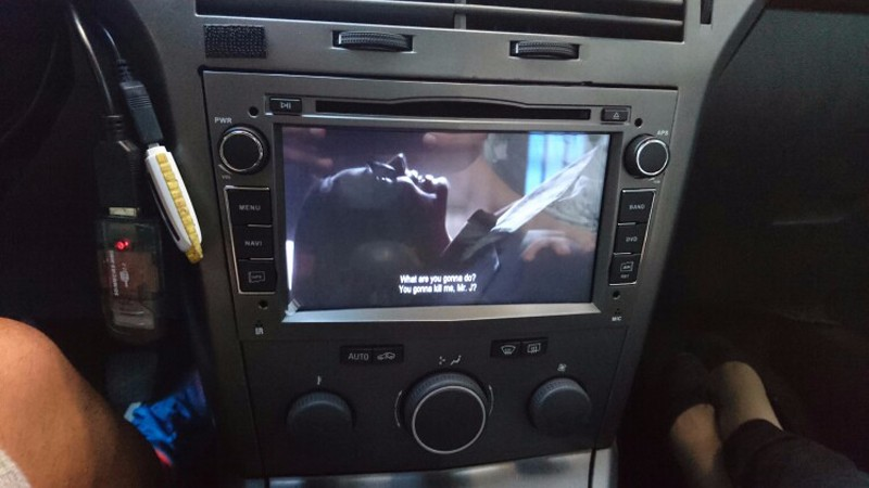 OPEL CAR DVD