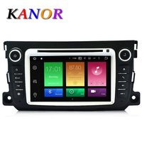 KANOR Android 6 0 32G Octa Core 2G 2 Din Car DVD Video Player For Benz
