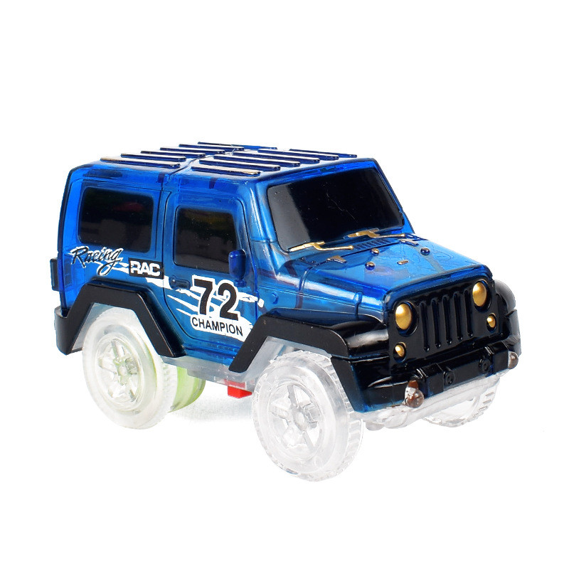 Hot-Sale-Electronics-Car-With-Flashing-Lights-for-Magic-Racing-Glows-Track-Set-Educational-Toys-For-Children-Boys-Birthday-Gift-1