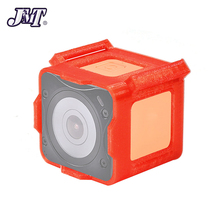 JMT 3D Printed Printing TPU Camera Protection Frame Cases Fixed Mount Holder For RunCam 3S Seat Bracket