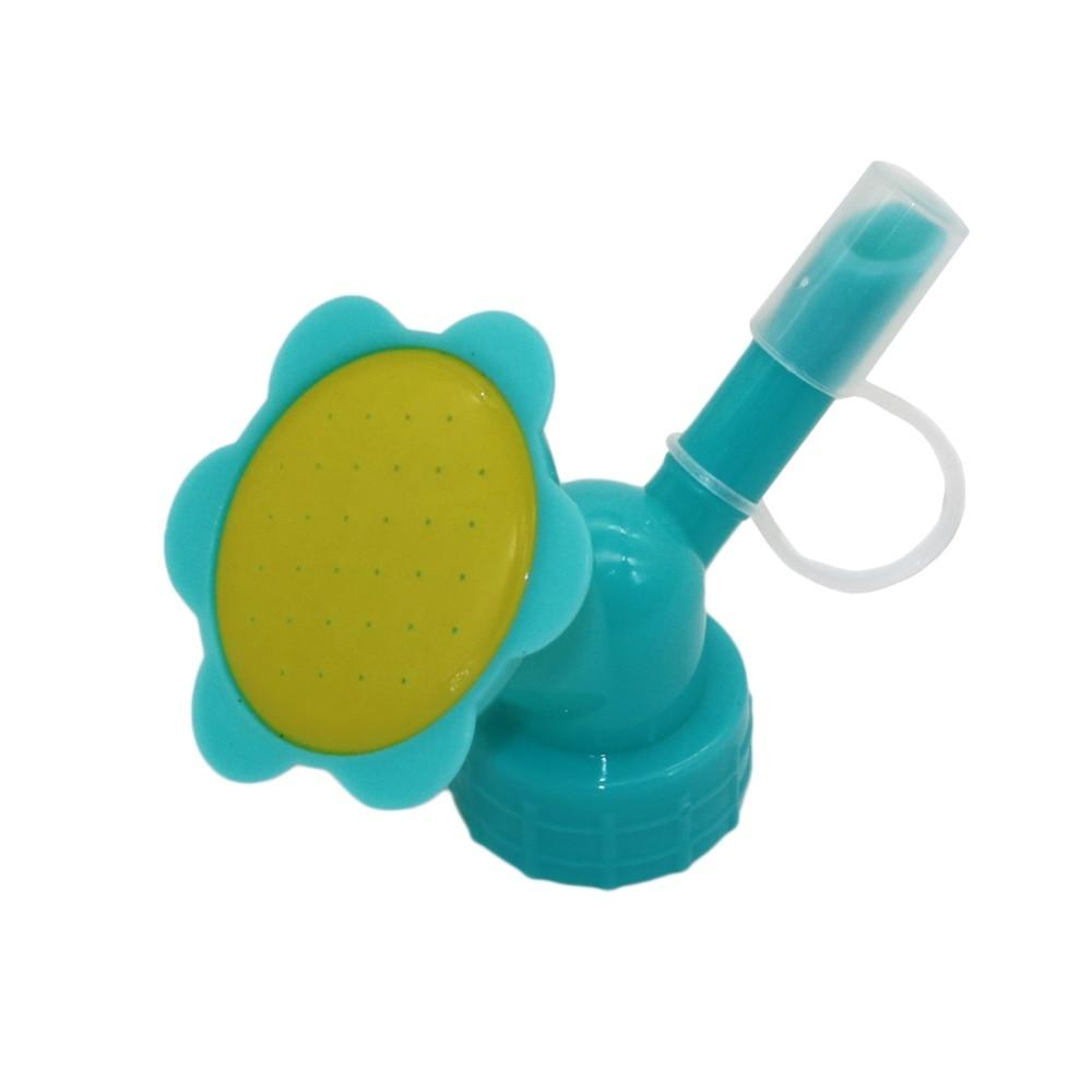2 In 1 Plastic Sprinkler Nozzle 27~28mm Caliber Bottle Cap Plants Watering Sprayer Home/Office Watering Cans Sprinkler 1 Pcs