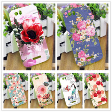 Fashion printing Colorful DIY Painted Case For fly iq4413 Phone Protection SOFT TPU Bag For fly iq 4413 Pink Tree 3D Design Case