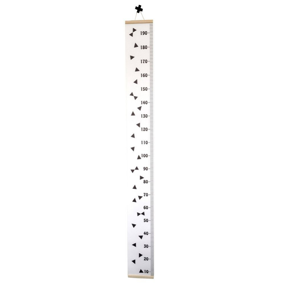 Baby height growth chart hanging rulers for kids room wall wood baby height growth chart hanging rulers for kids room wall wood frame wall hanging growth chart home decor 79x79 in wall stickers from home garden on nvjuhfo Images