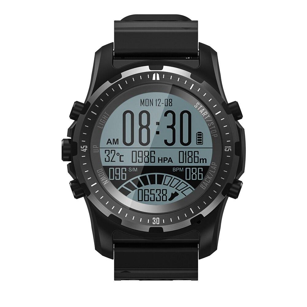 Waterproof, Heart, Running, For, Compass, Watch