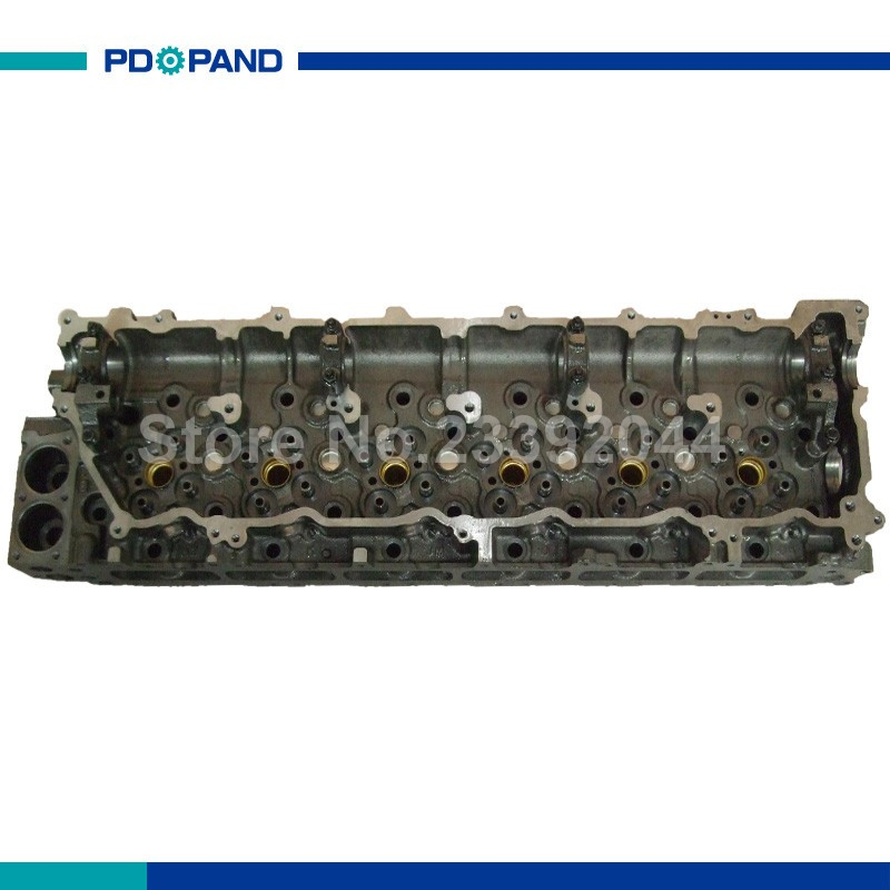 US $649 1 15% OFF Casting Iron 6HK1 bare diesel engine cylinder head for  Isuzu HIATCH ZX330 7 8L 24V-in Cylinder Head from Automobiles & Motorcycles