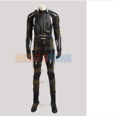 X-Men: Apocalypse Cyclops Black Cosplay Costume