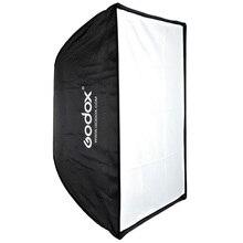 Godox Portátil 50*70 cm Softbox Guarda-chuva do Refletor para o Flash Speedlite Iluminação