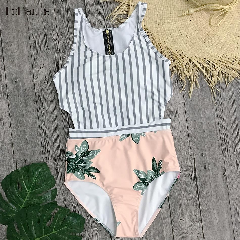 Sexy One Piece Swimsuit 7