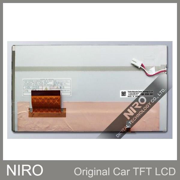 Ниро DHL/EMS+ автомобиль TFT ЖК мониторы по LTA070B1B2F и сенсорный экран