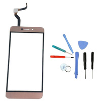 LINGWUZHE Touch Digitizer Panel Cell Phone Glass Screen With Tools For Letv Coolpad Cool1 LeEco 5