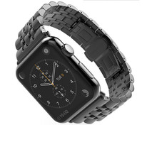Stainless Steel Watch Band For iWatch Apple Link Bracelet