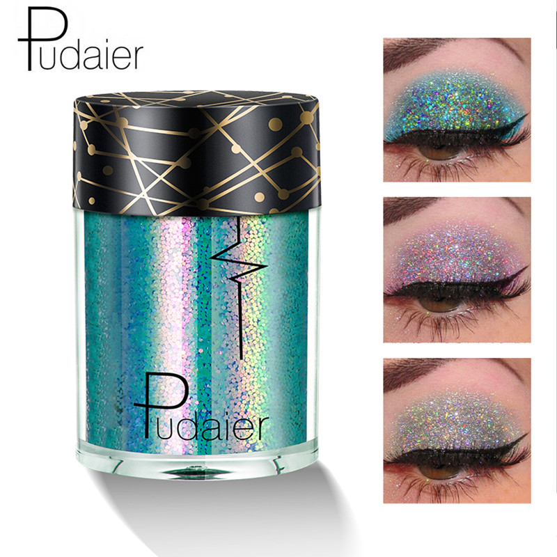 Beauty & Health Focallure 12 Colors Glitter Eyeshadow Diamond Lips Loose Makeup Eye Shadow Highly Pigment Powder Drop Shipping Year-End Bargain Sale Beauty Essentials