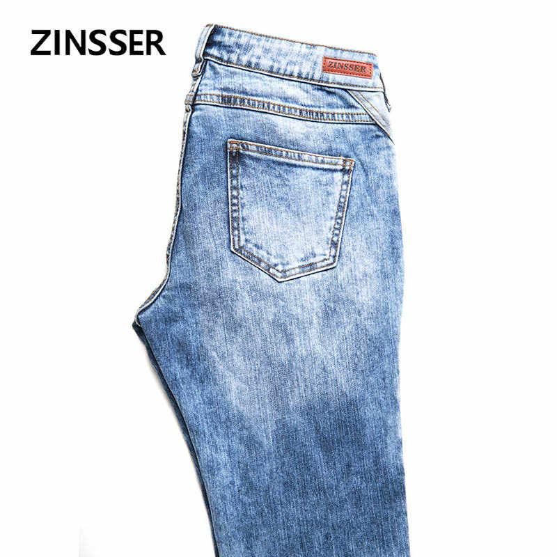 Pantalones vaqueros ajustados de mezclilla para mujer de otoño invierno elásticos de cintura baja