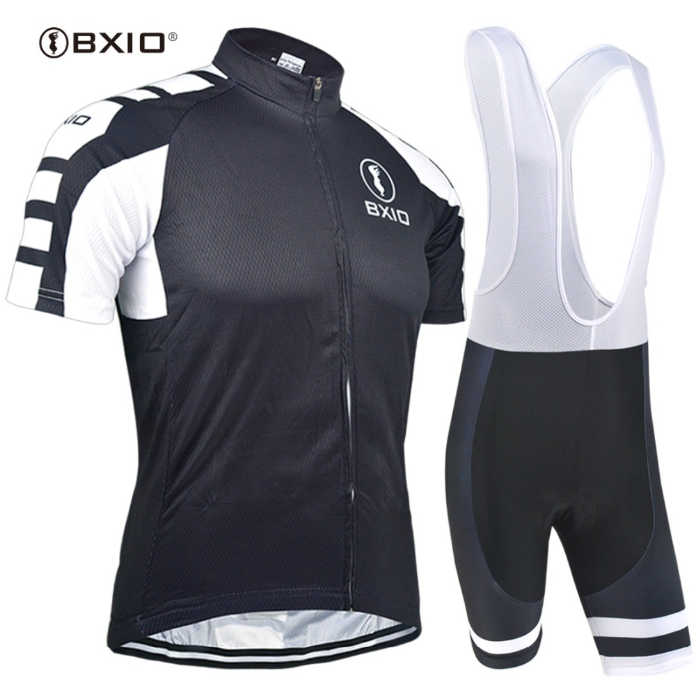 BXIO Brand Cycling Jersey Sets Ropa Ciclismo Pro Tour Bicycle Clothes Bike clothing Maillot Culotte Strava Italia Bretelle 015