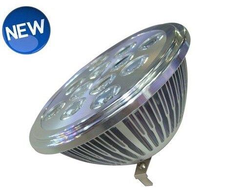 Bridgelux AR111 12 Вт равна 100 Вт лампы высокого качества светодиодные ar111 <font><b>G53</b></font> 12 Вт 12 В лампы высокой люмен лампы CE Фабрика Лучшая цена